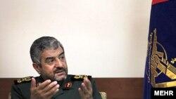 محمد علی جعفری، فرمانده کل سپاه پاسداران