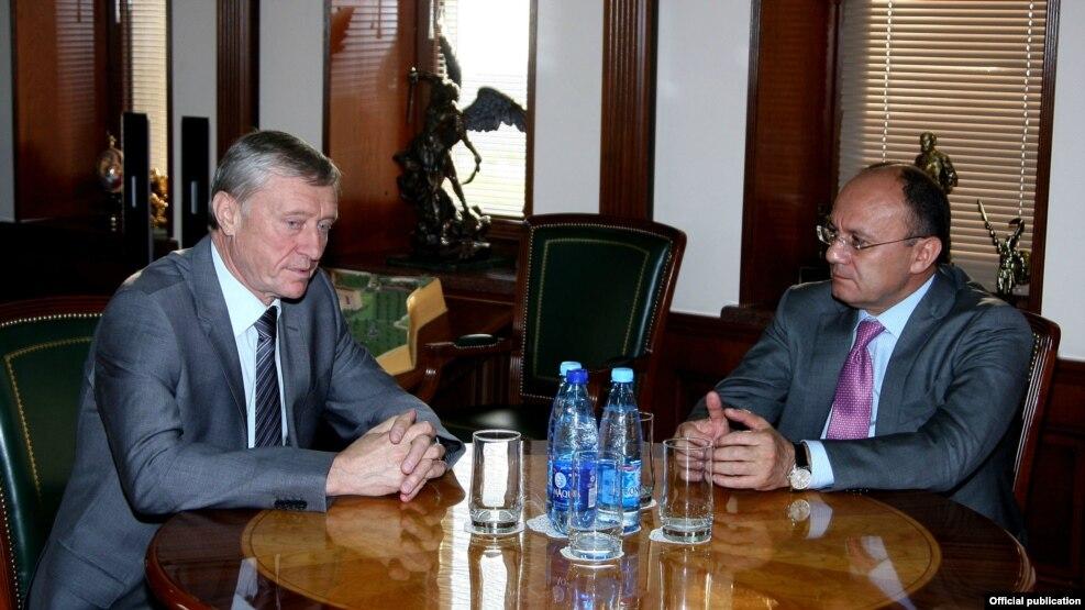 Министр обороны Армении, вероятно, будет назначен генсеком ОДКБ