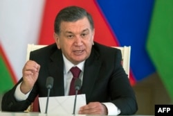 Uzbek President Shavkat Mirziyoev has improved the country's relations with Kazakhstan, Kyrgyzstan, Tajikistan, Turkmenistan, and Afghanistan.