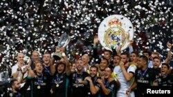 Реал Мадрид го освои трофејот во УЕФА Супер купот.