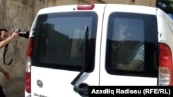 Арест Расула Джафарова. Баку. Август 2014