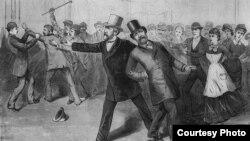Убийство президента Джеймса Гарфилда