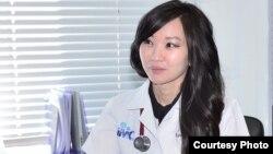 Елена Хегай, семейный врач первой категории, преподаватель Ассоциации семейных врачей Казахстана.