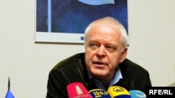 Комиссар Совета Европы по правам человека Томас Хаммарберг
