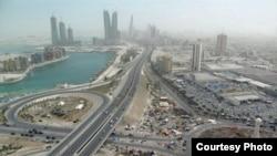 میدان مروارید منامه؛ محل اصلی شکلگیری تجمعات اعتراضی