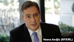 Dejvide Mekalister, izvestilac EP za Srbiju