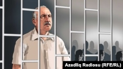 Was the arrest of Turan news agency director Mehman Aliyev a turning point for Azerbaijan? (illustration)