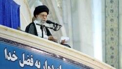 دیدگاه مرتضی کاظمیان در مورد اظهارات رهبر ایران در بزرگداشت آیتالله خمینی