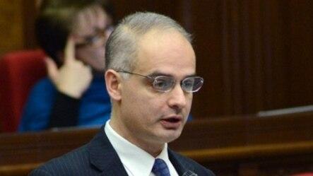 Глава фракции АНК Левон Зурабян