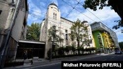 Jakob Finci kaže kako niko ne očekuje da će država BiH isplatiti tri milijarde eura Jevrejima za ono što im je uništeno, foto: Sarajevska sinagoga