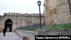 The deadly attack took place near the historic Naryn-Kala fortress. (file photo)