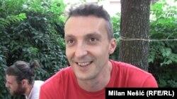 Sve ono što ima u sebi ispoljava sa lakoćom i otvoreno: Nebojša Petrović