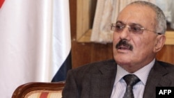 Йеменнің бұрынғы президенті Әли Абдолла Салех.
