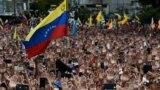 Венесуэла революция қарсаңында тұр