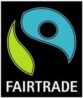 Наклейка для товаров, изготовленных экологично и без применения детского и рабского труда