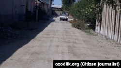 Uzbekistan - Water issues