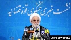غلامحسین محسنی اژهای، سخنگوی قوه قضائیه