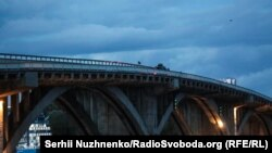 Мост Мэтро, на якім паліцыянты і вайскоўцы затрымлівалі нападніка 18 верасьня