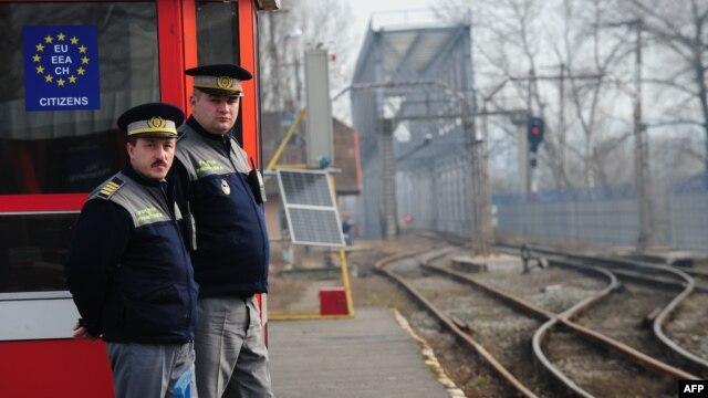 Granična policija u EU