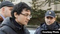 Момент задержания Заира Акадырова