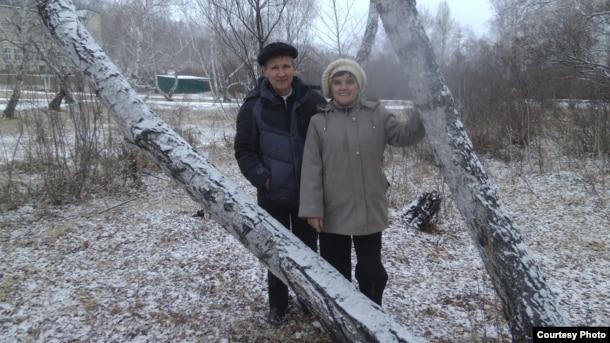 Родители Дениса