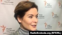 Maria Gaidar (file photo)