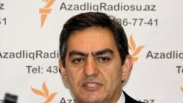 Azerbaijani opposition leader Ali Karimli