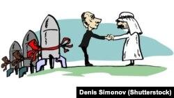 Політична карикатура (©Shutterstock)