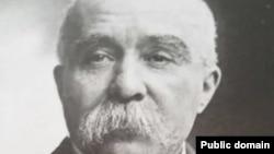 Un adept al Unirii, premierul Franței, Georges Clemenceau