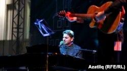 Сами Юсуфтун Казан шаарындагы концерти. 10.08.2013.