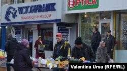 Filială a Victoriabank la Chișinău