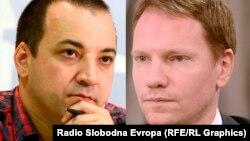Dragan Popović i Milan Antonijević