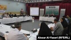 النجف ندوة لمناقشة تعديل قانون النشر والمطبوعات في العراق