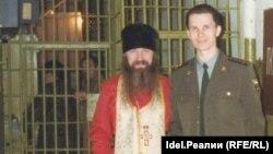 1999 год. Владимир Рубашный - начальник психологической лаборатории СИЗО №1