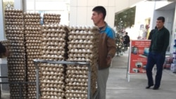 Türkmenistan guşçulyk toplumyny ösdürmek üçin 'käbir' harytlary gümrük paşyndan boşatdy