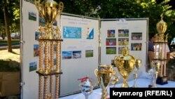 Выставка кубков, Севастополь