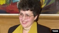 Писательница Марина Вишневецкая