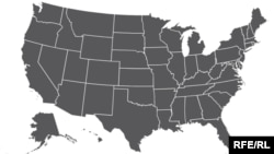 U.S. -- Electoral map of USA election 2012