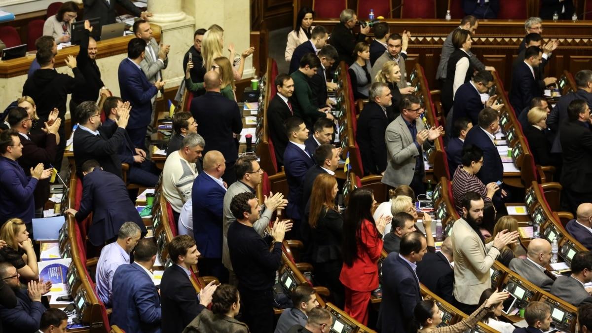 Верховная Рада назначила местные выборы на 25 октября