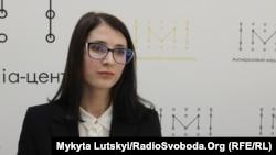Мария Макарович, наблюдатель гражданской сети «Опора»