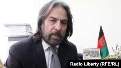 د کابل پوهنتون استاد او سیاسي کارپوه نصرالله ستانکزی