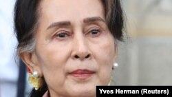 Aung San Su Ći
