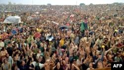 Muzički festival ''Woodstock'',l 1969.