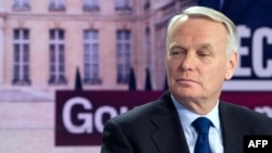 "French Prime Minister Jean-Marc Ayrault responded to the ""Charlie Hebdo"" news with a statement expressing his ""disapproval of all excesses"" and calling for everyone to act ""responsibly."""