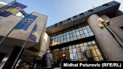 Zgrada Parlamenta Federacije BiH