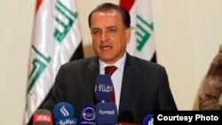 الوكيل الأقدم لوزارة الداخلية العراقية عدنان الأسدي