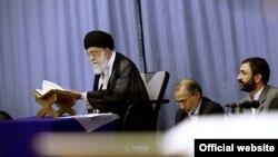 Aјатолахот Али Хаменеи