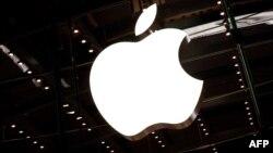 Логотип Apple. Иллюстративное фото.