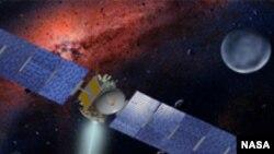 NASA планирует запустить спутник Dawn к Весте и Церере в 2007 году.