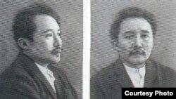 Казахский писатель Мухтар Ауэзов в 1930-х годах. Фото из архива.